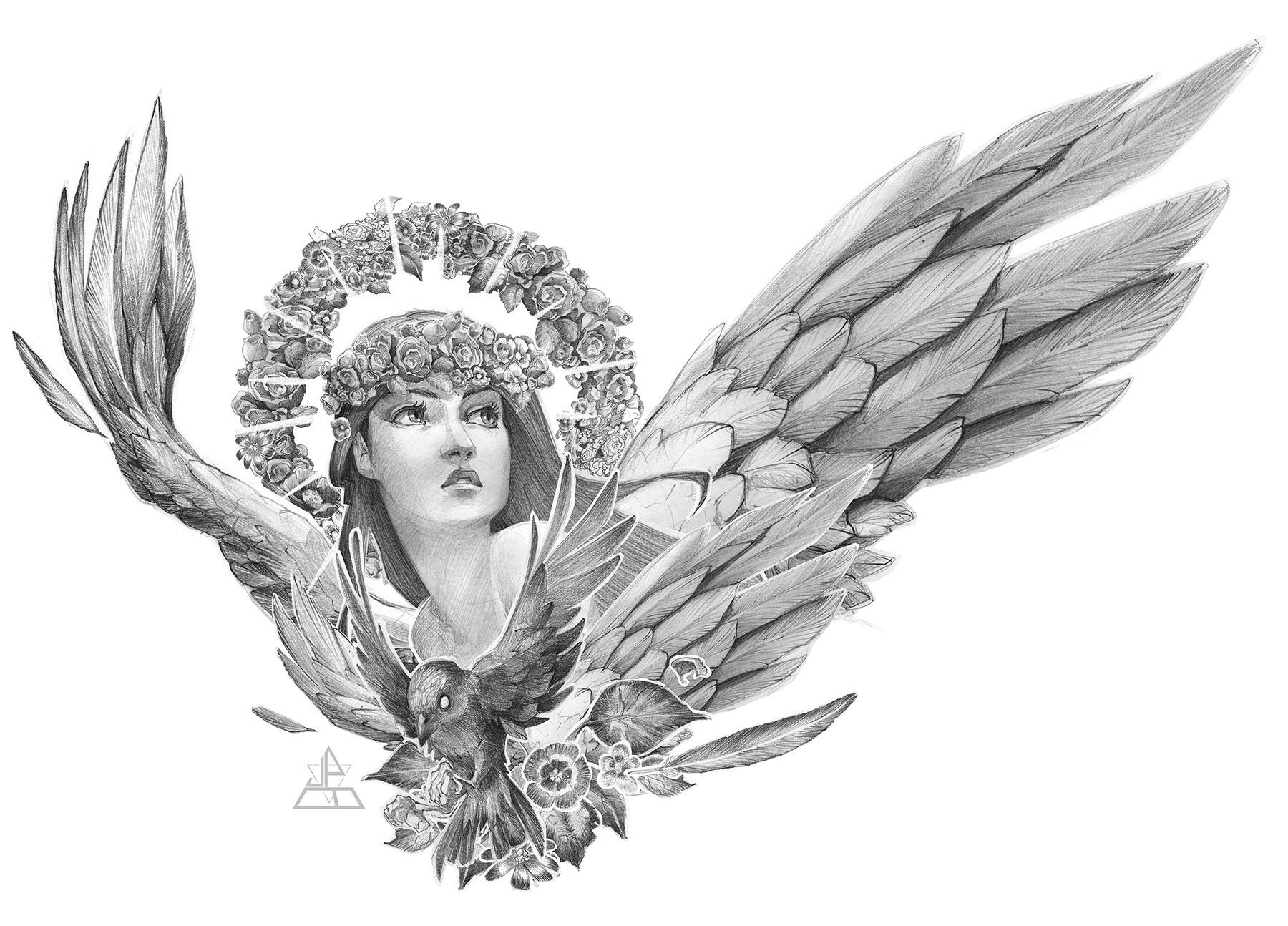 James brouwer wingedcreatures01