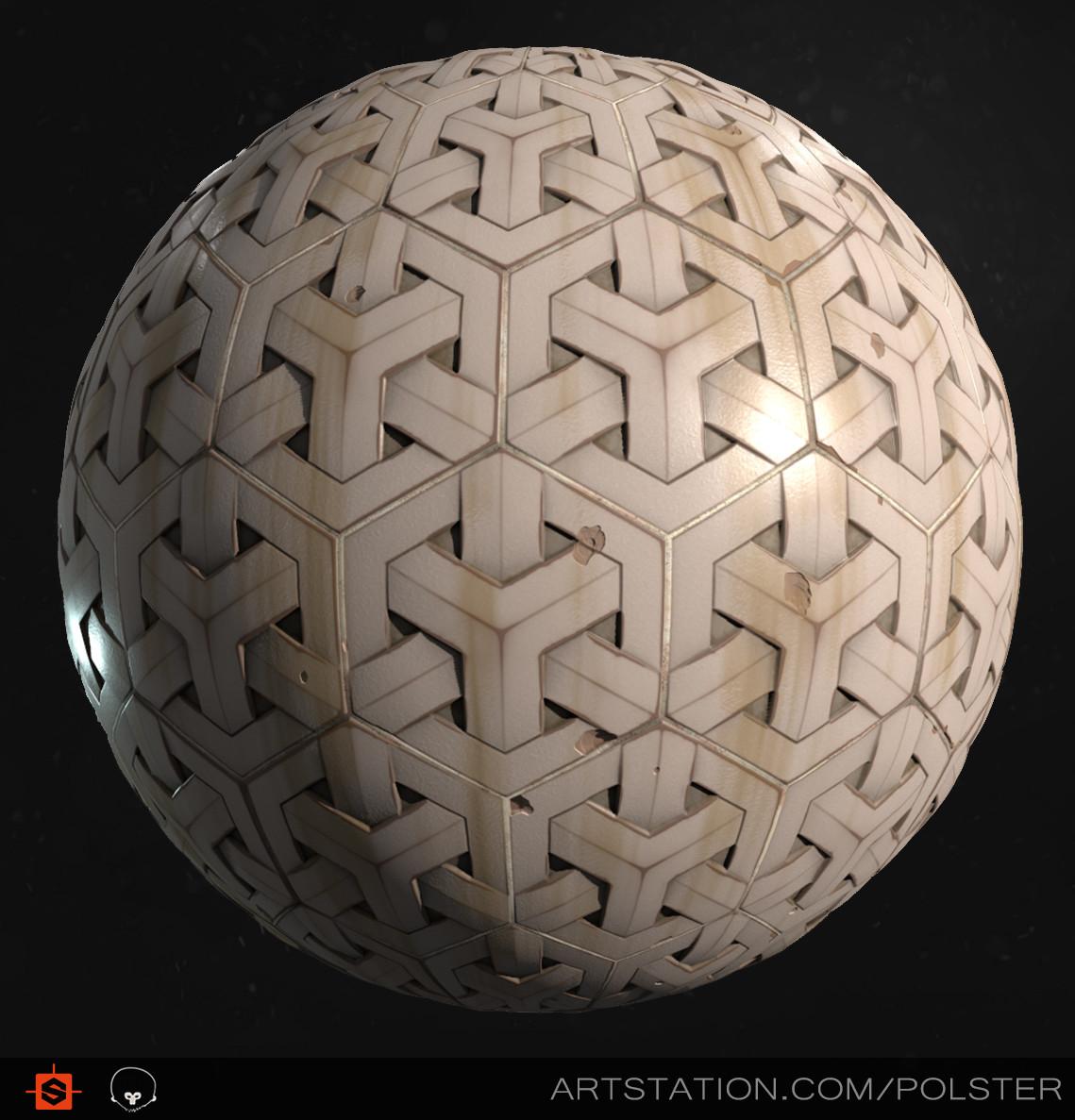 Stefan polster geoweave sphere