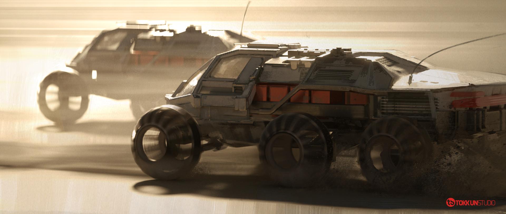Tokkun studio rover ts concept 3