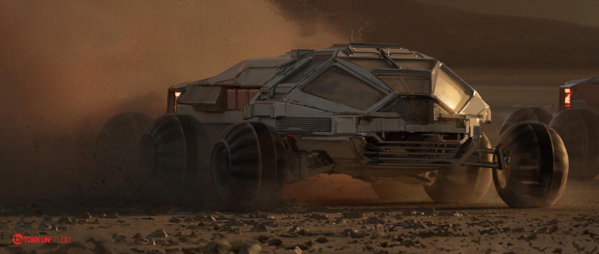 Tokkun studio rover ts concept 2