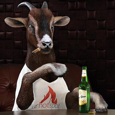 Artem danylov artem danylov artem danylov goat 1