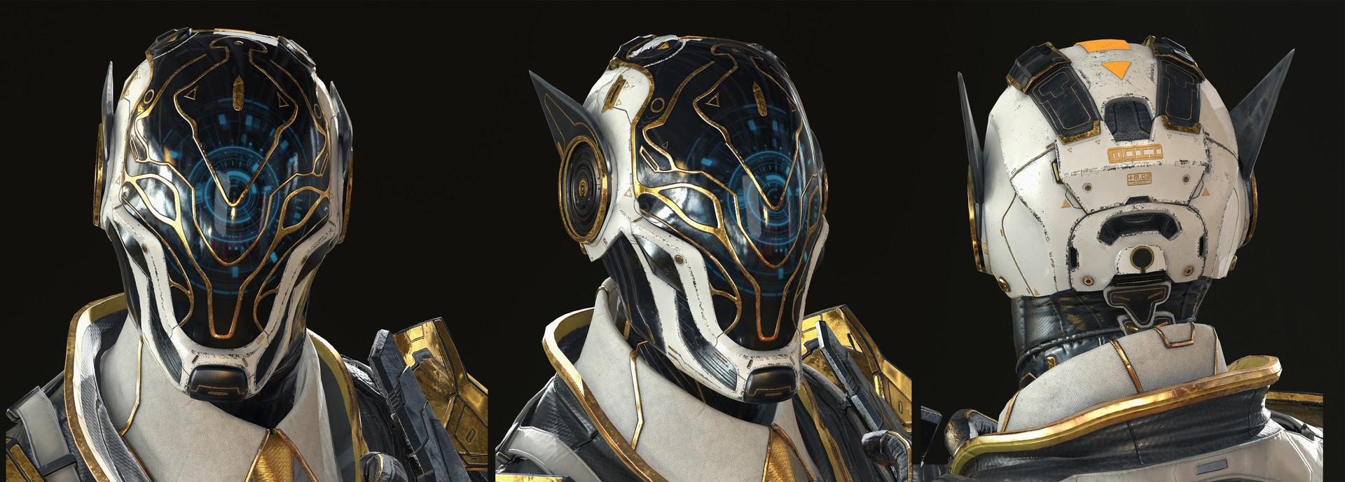 ArtStation - Elegant Monark - Modern Combat Versus ...