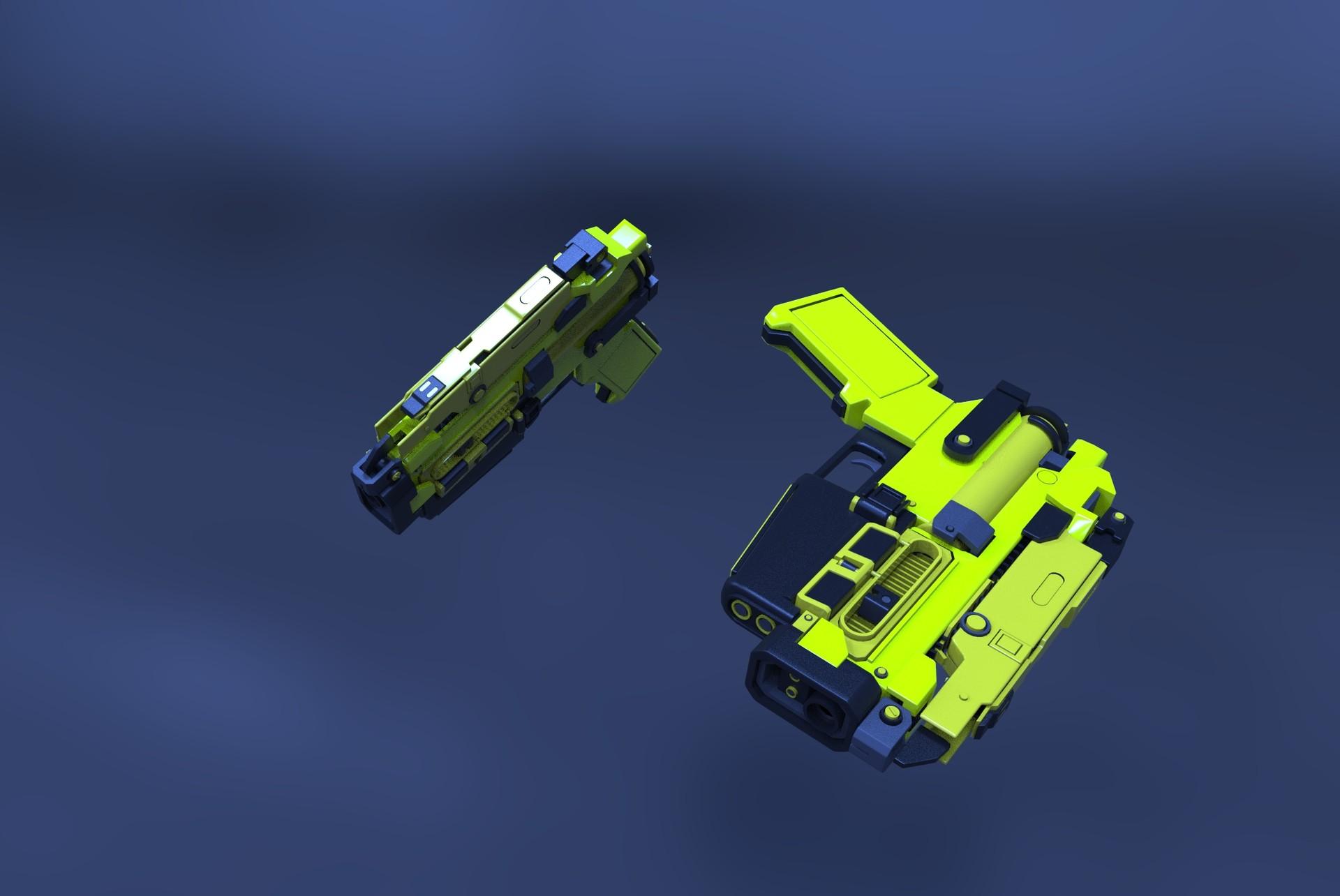 Tek tan gun 2460
