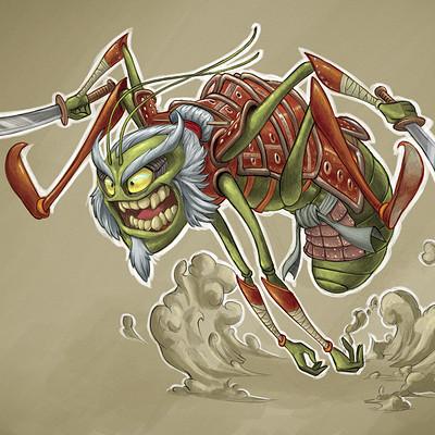 Arjun somasekharan grasshopper2 2