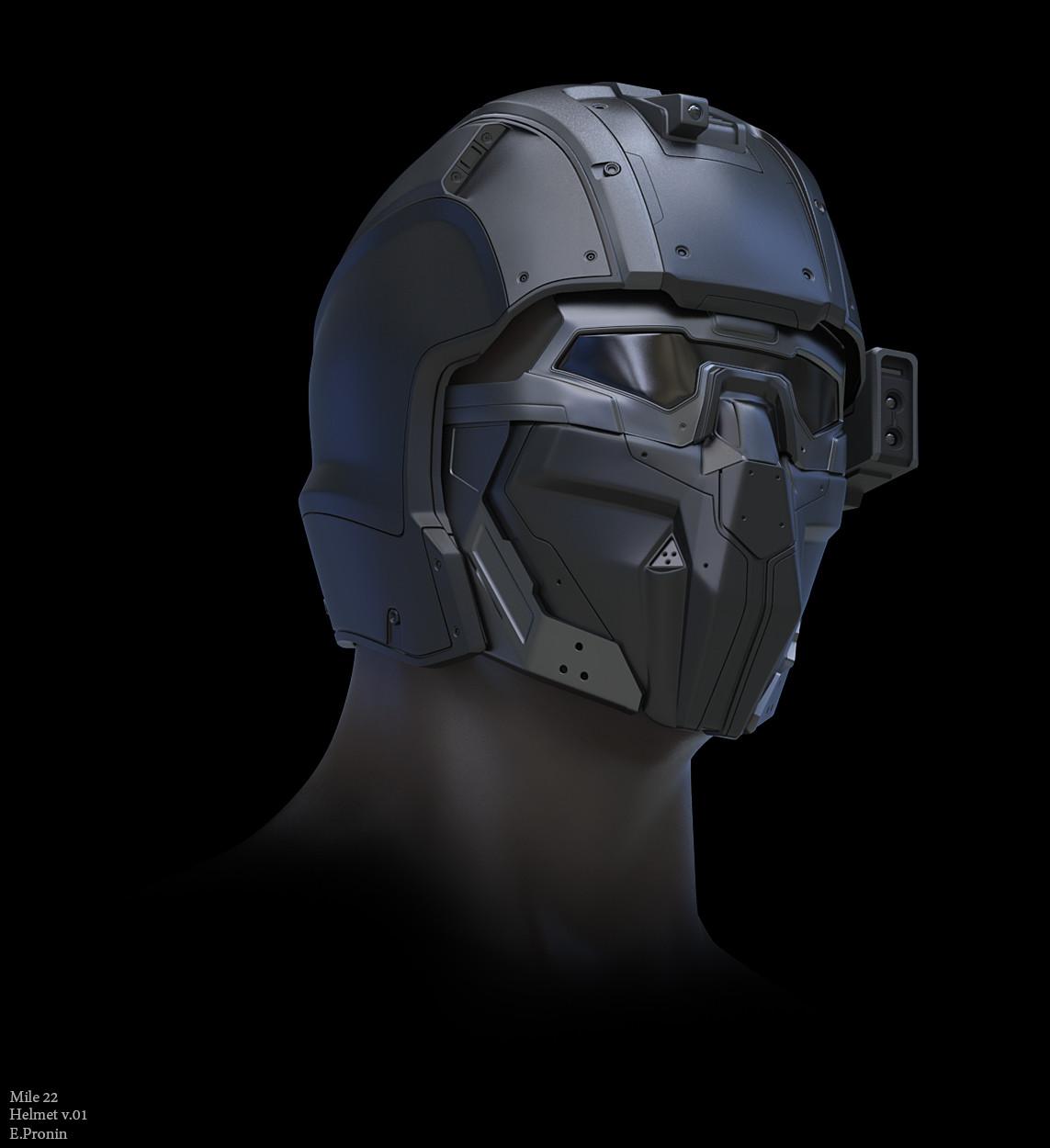 Eduard pronin mile22 helmet concept 03
