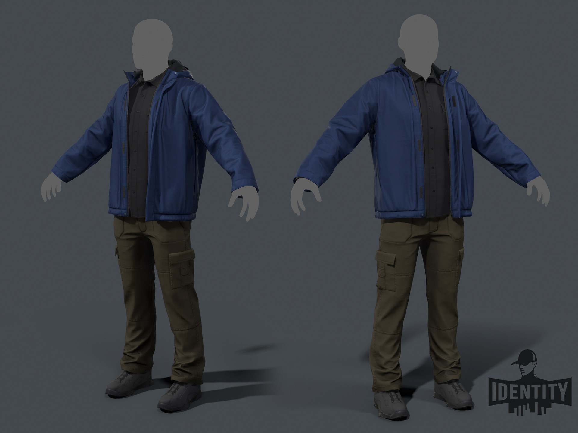 3D Character Artist Looking For Work