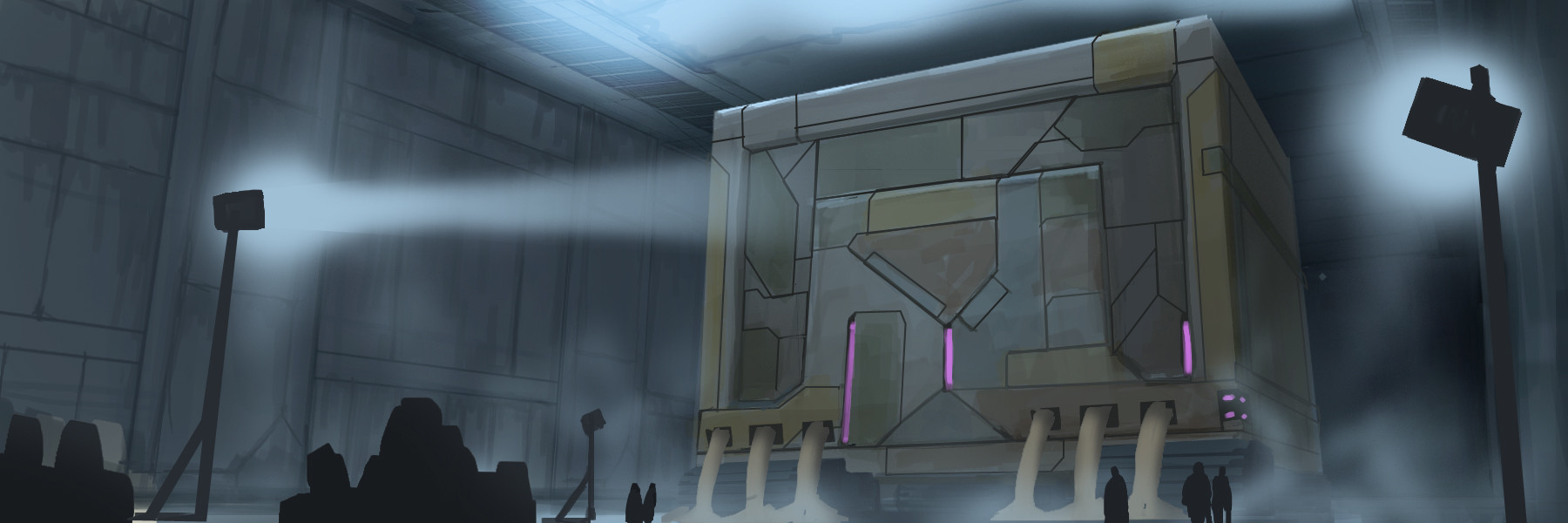 Oscar Linder - Stellaris More Events Mod Artwork