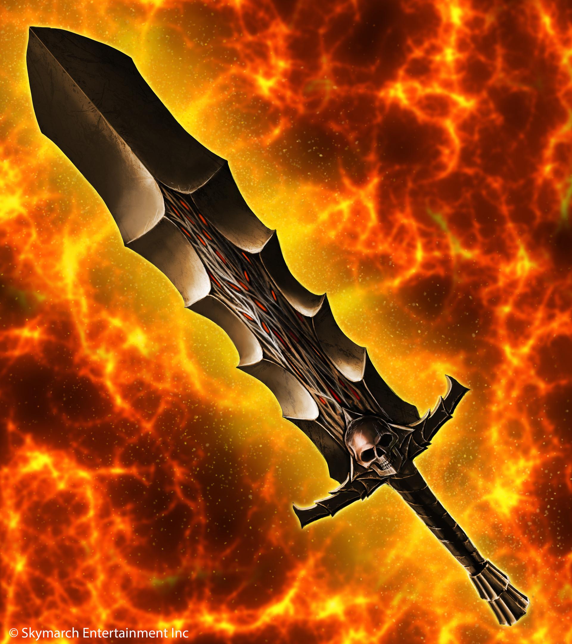 John stone demonblade