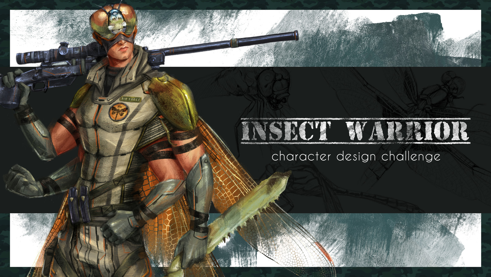 Insect Warrior - CDC