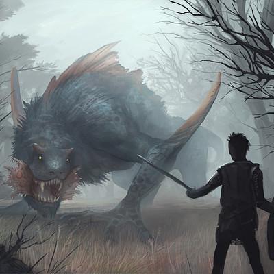 Lisa steinberg dragon1