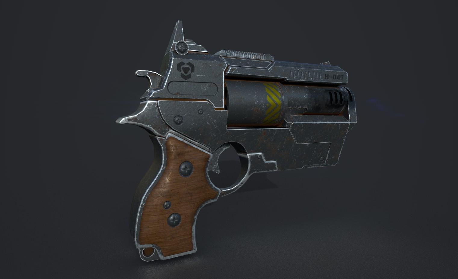 Manish anand pistol 2