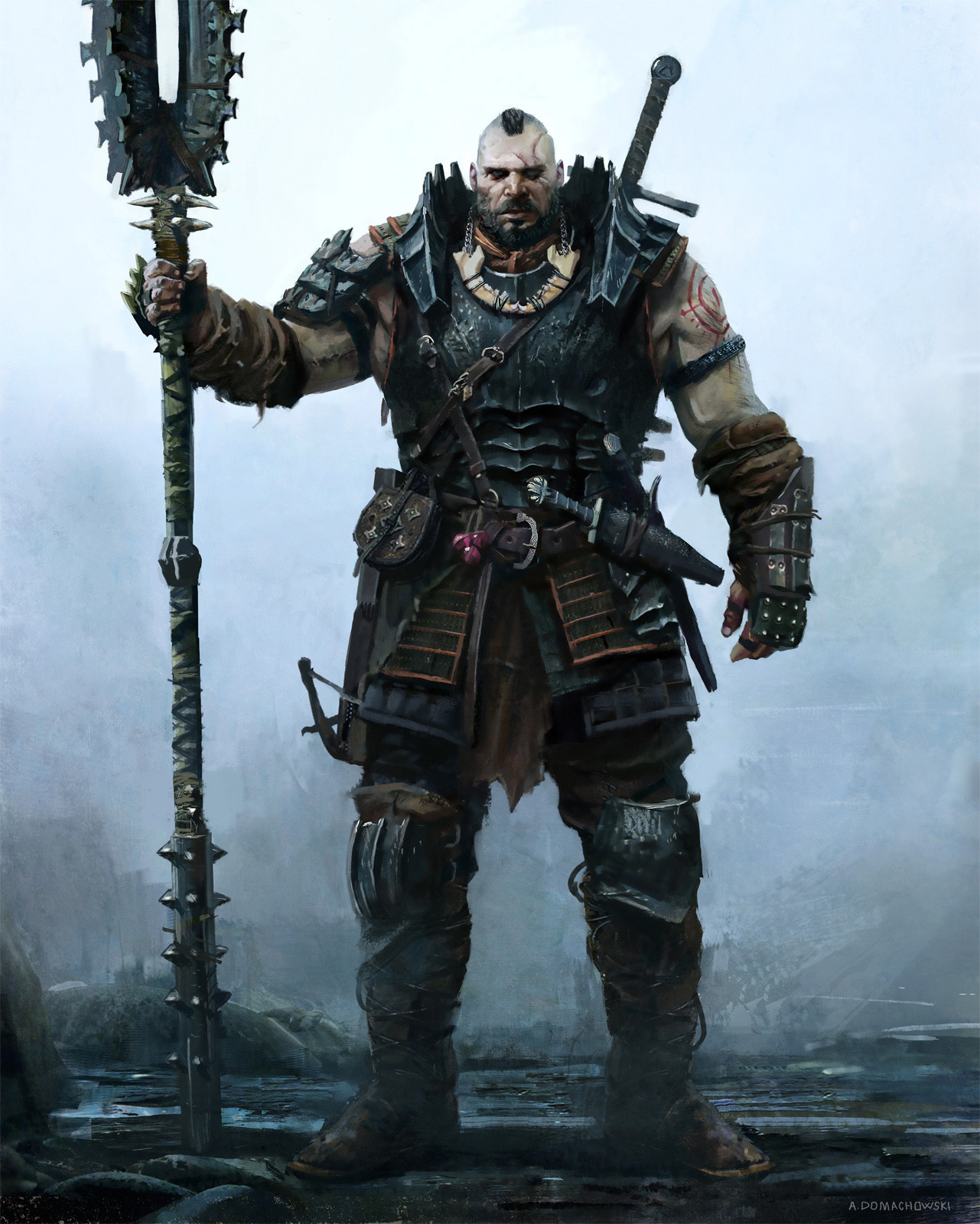 Dark Gods and Primarchs: A Warhammer 30,000 Primarch Grand