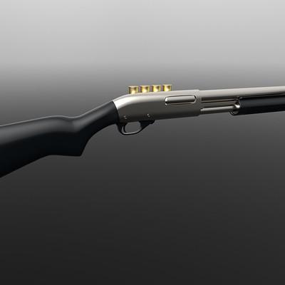 Aleksey kandiusov remington render sp