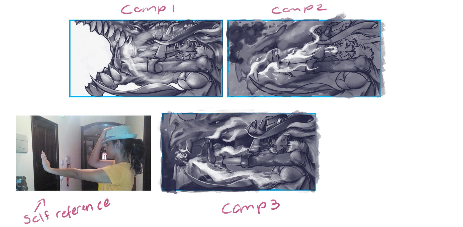 Anthea zammit sketches