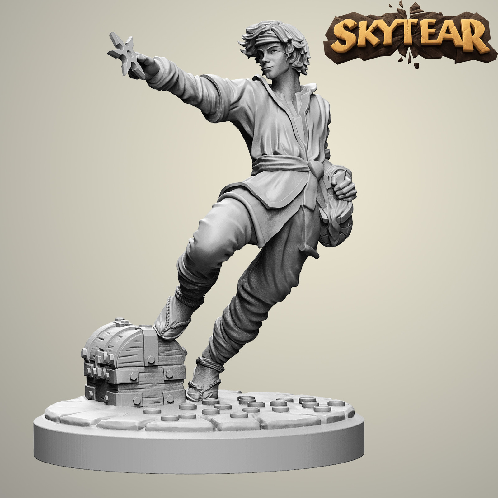Skytear board game miniatures - Sakoshi