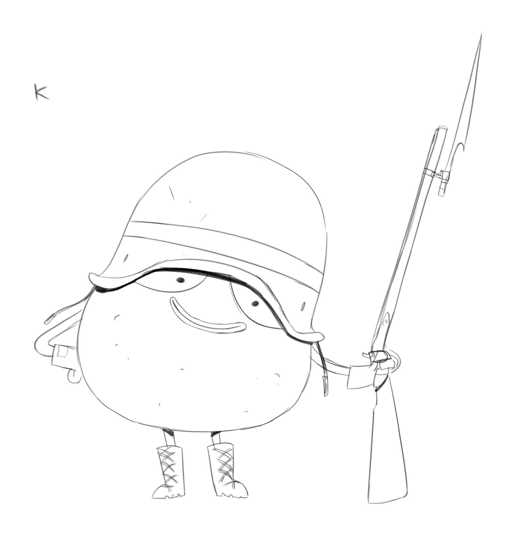 Rayner alencar k avocado soldier