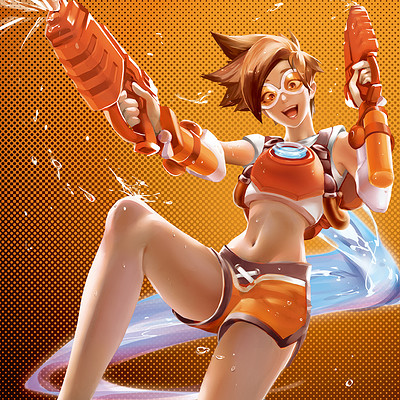 Chow wu summer tracer by chow
