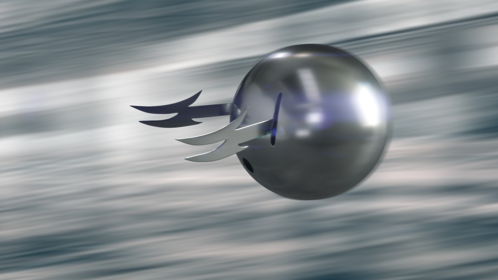 Artstation Phantasm Sphere Jeff Dubay