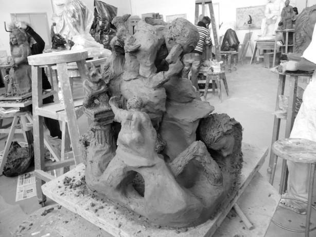 Eli rodriguez scultura8