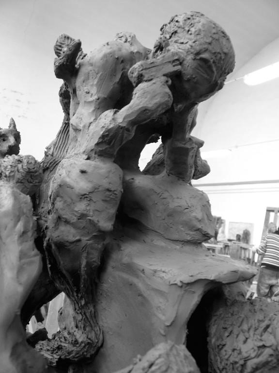 Eli rodriguez scultura2