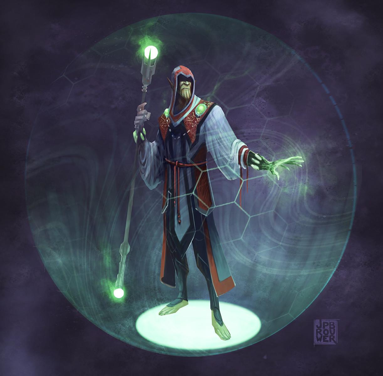 Skrull priest concept