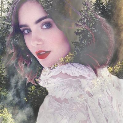 Kath de leon lily collins 1 wm