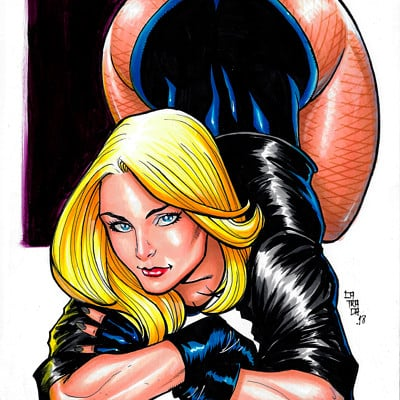 Rodrigo catraca blackcanary