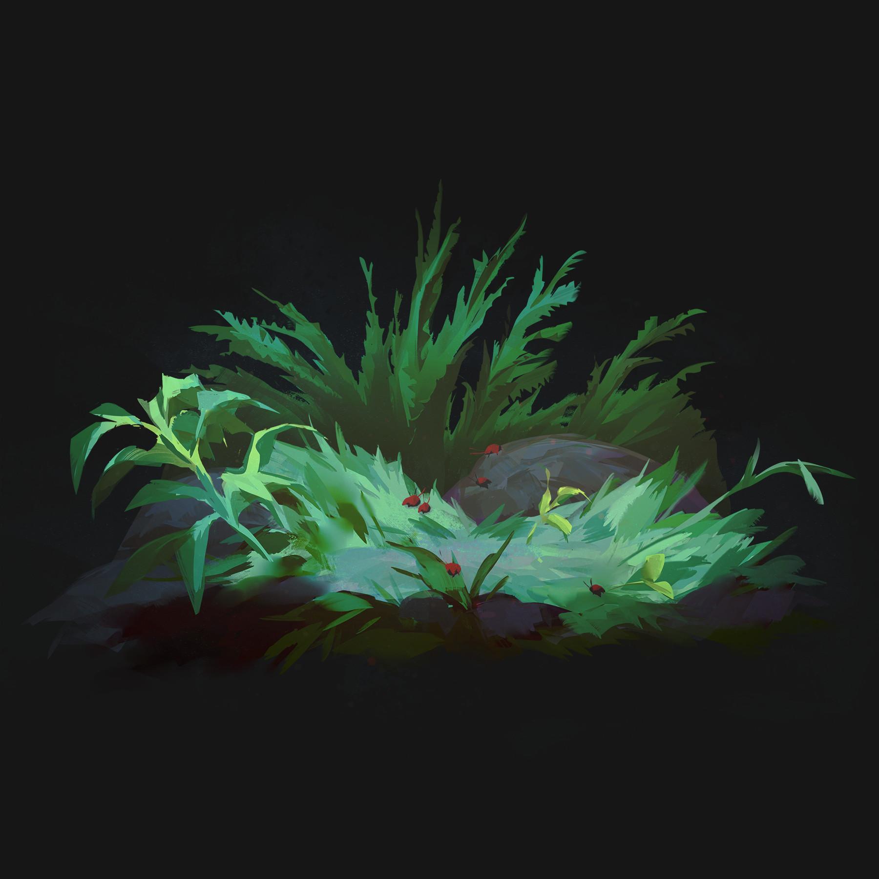 Iris muddy sproutground