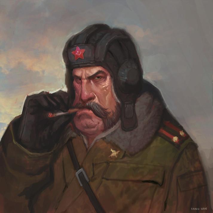 Sang han russian