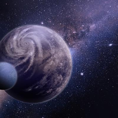 Micah brown planet detritus 1