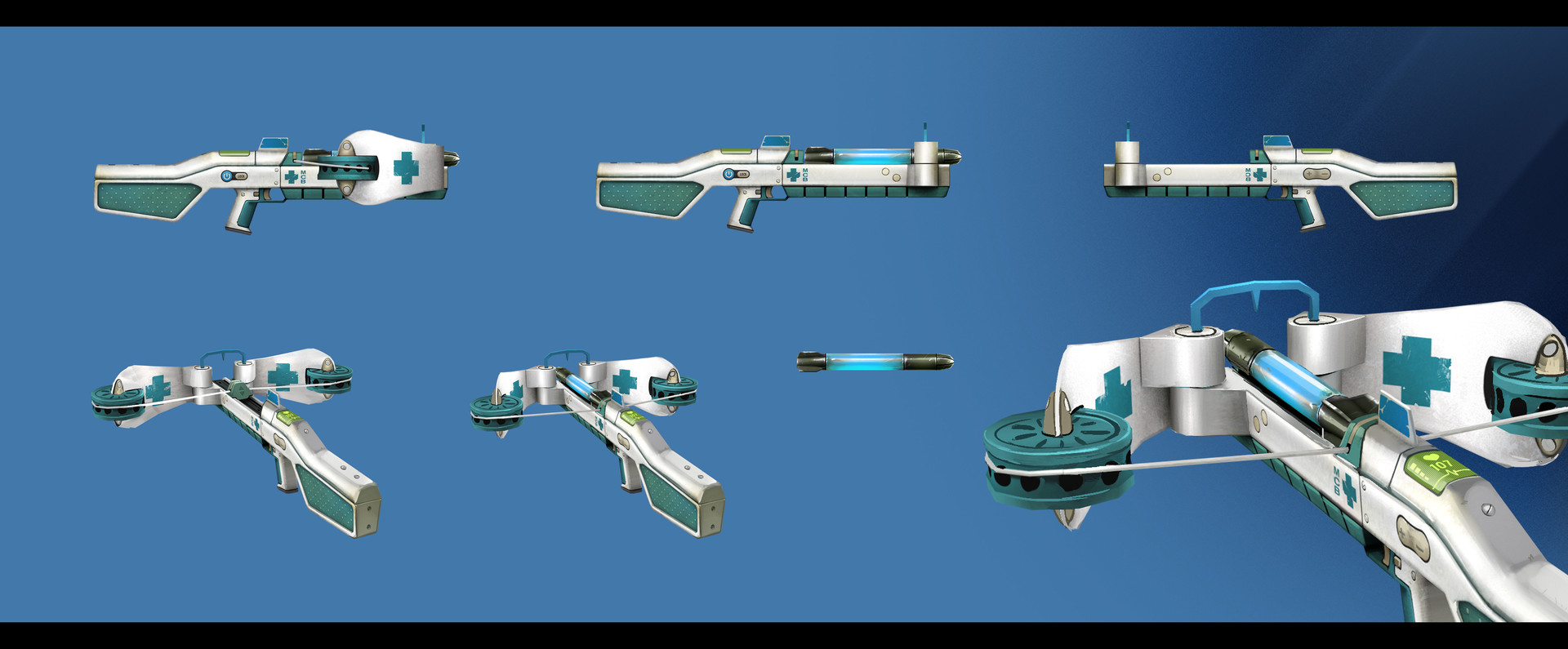 Sergey grunin med crossbow concept