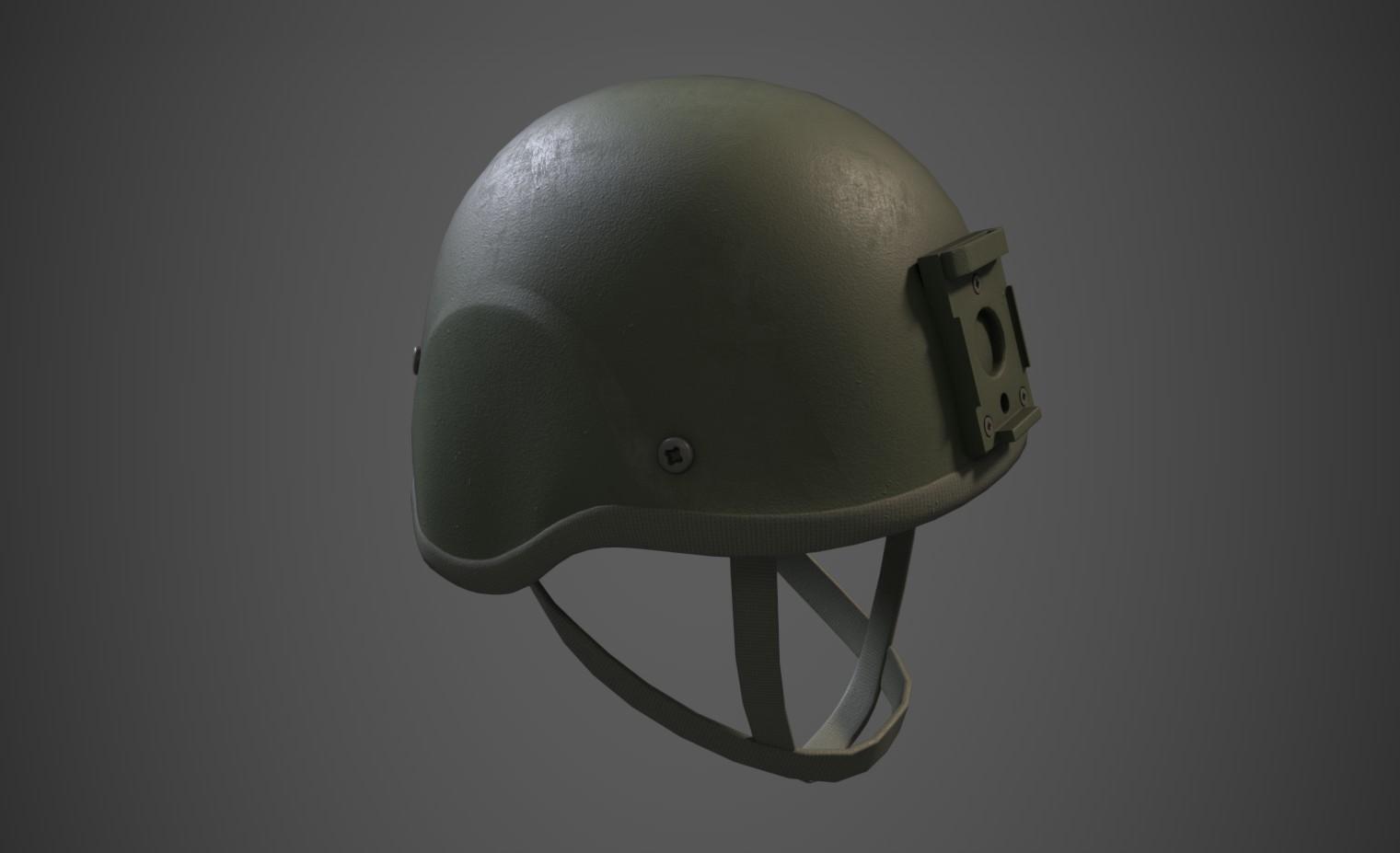 ArtStation - Helmet 6B47