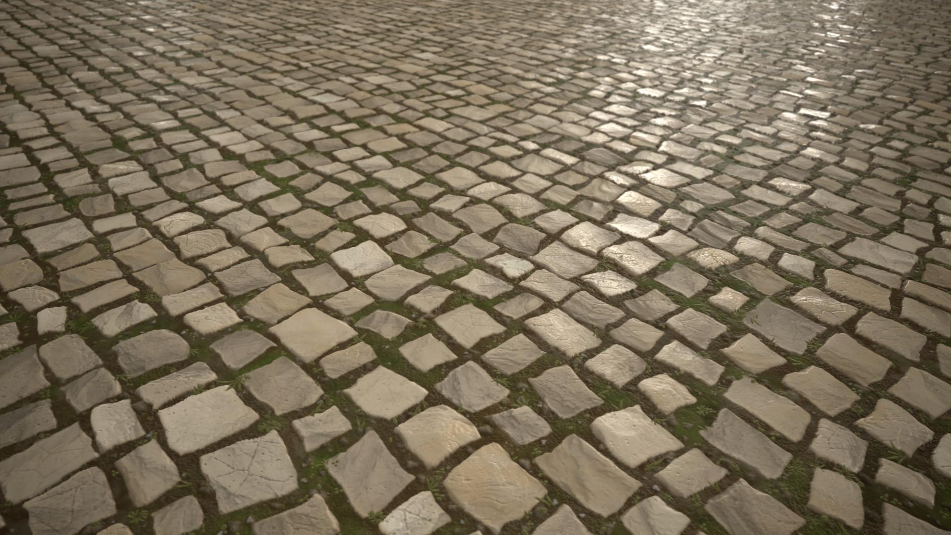 Alina godfrey cobblestone angle shot