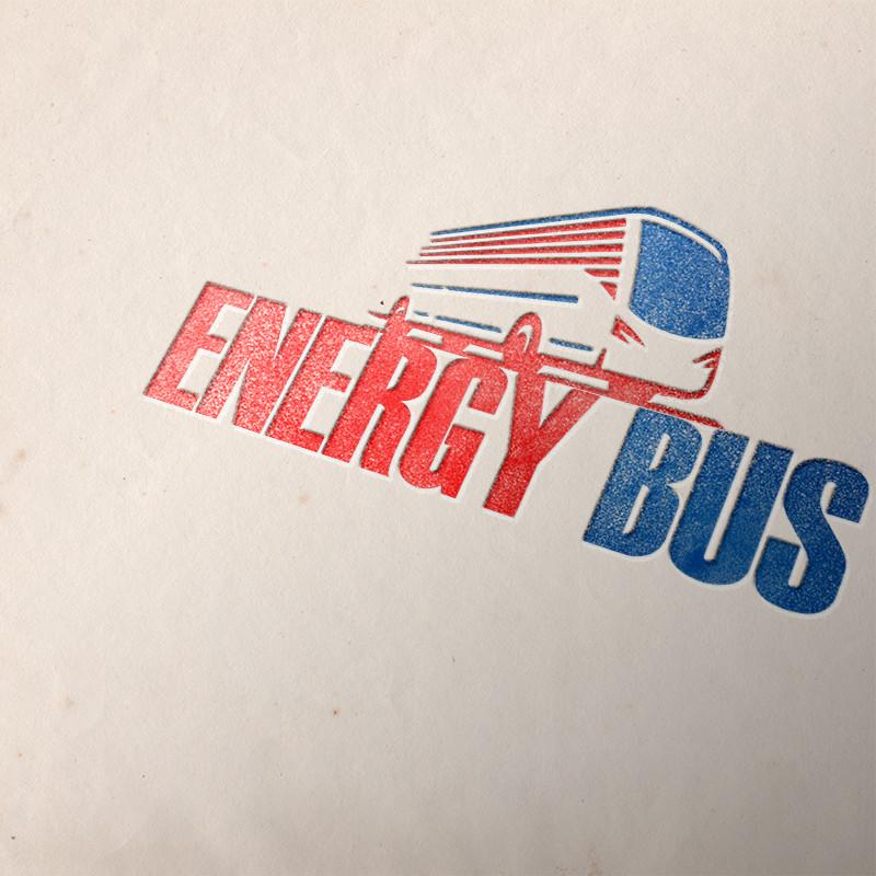High-ranked Logo design  Logo Designs by Serdar Çakmak Bus traveling service of EnergyLandia.  Poland