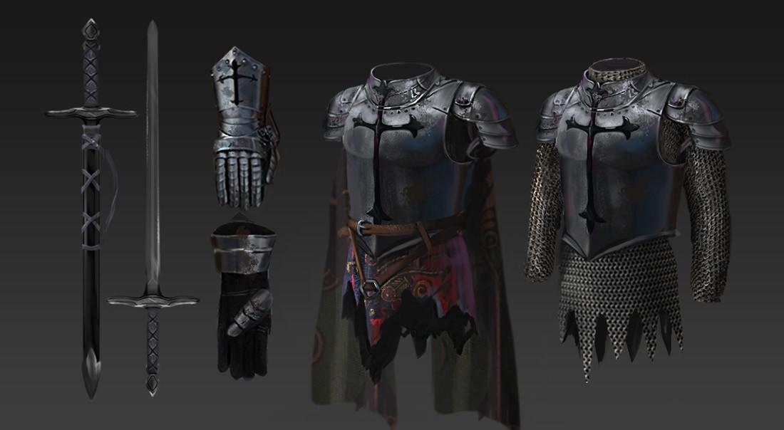 Consuelo pecchenino adrian armor