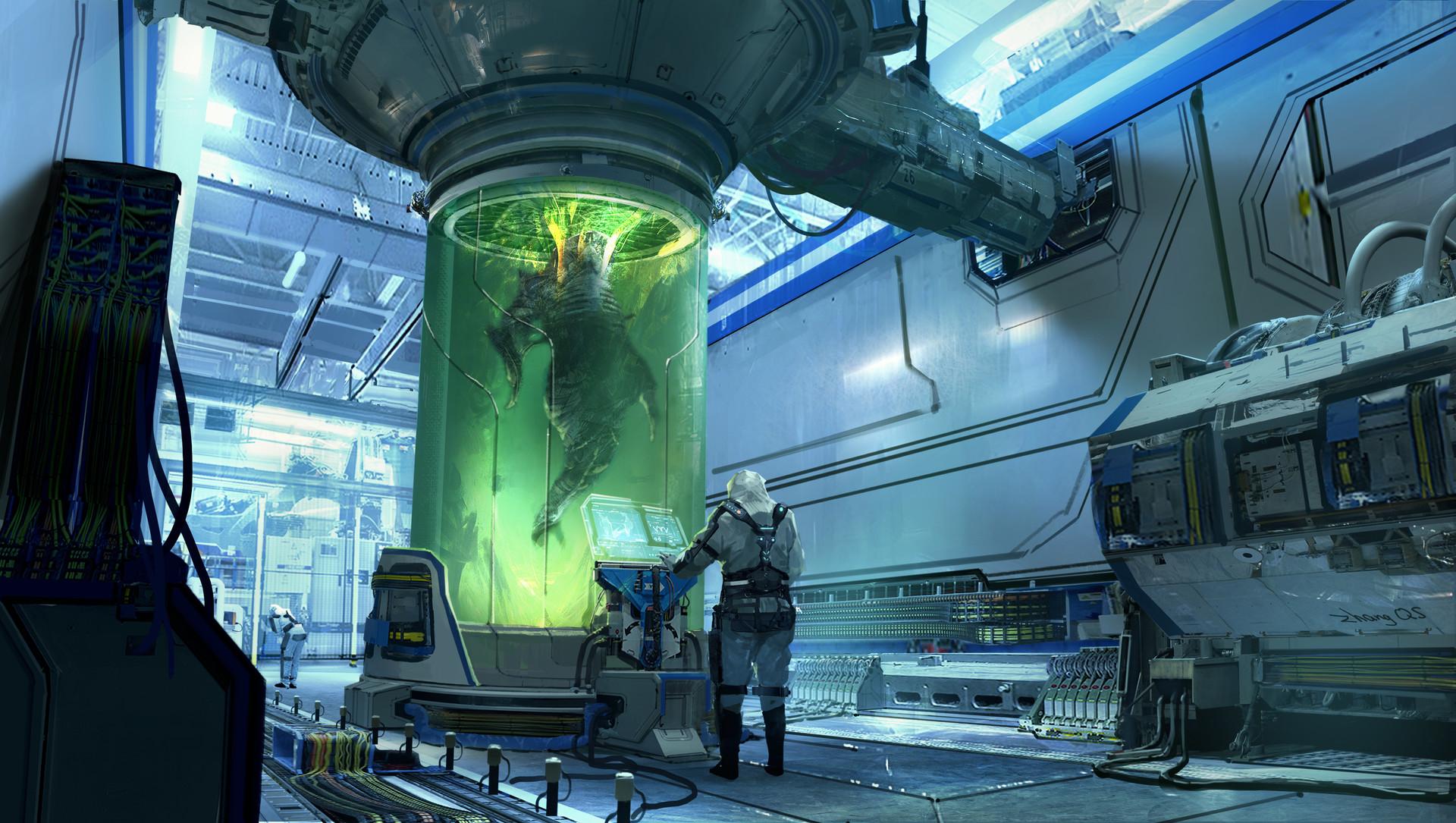 sci fi art - HD1920×1085