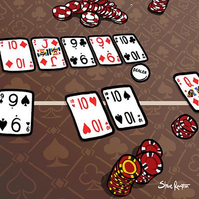 Steve rampton poker