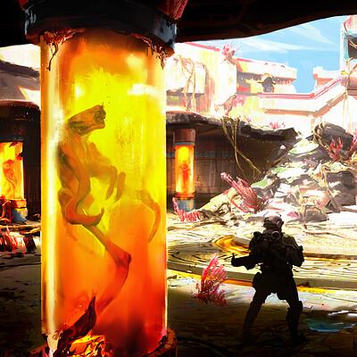 Garrett post fury multiplayer map garrettpost vaettir ambertomb interior