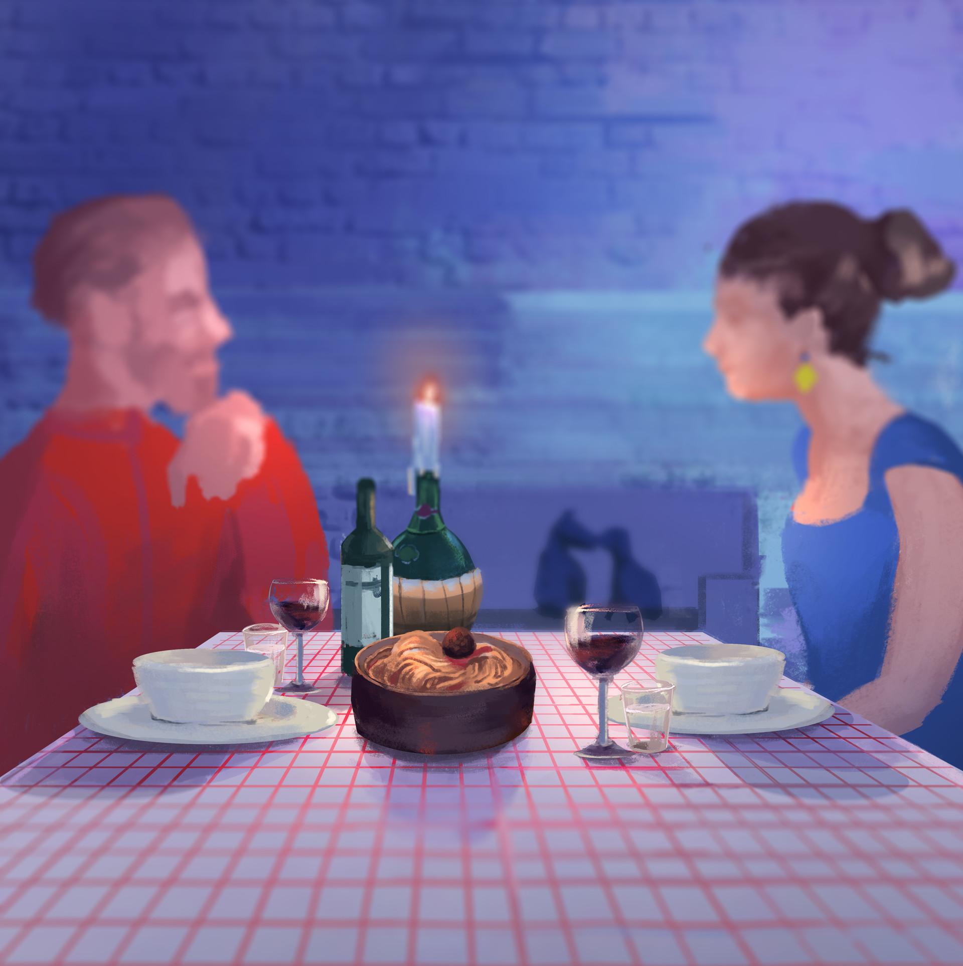 Valentines date