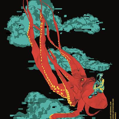 Gerardo elias velez flying octopus v2