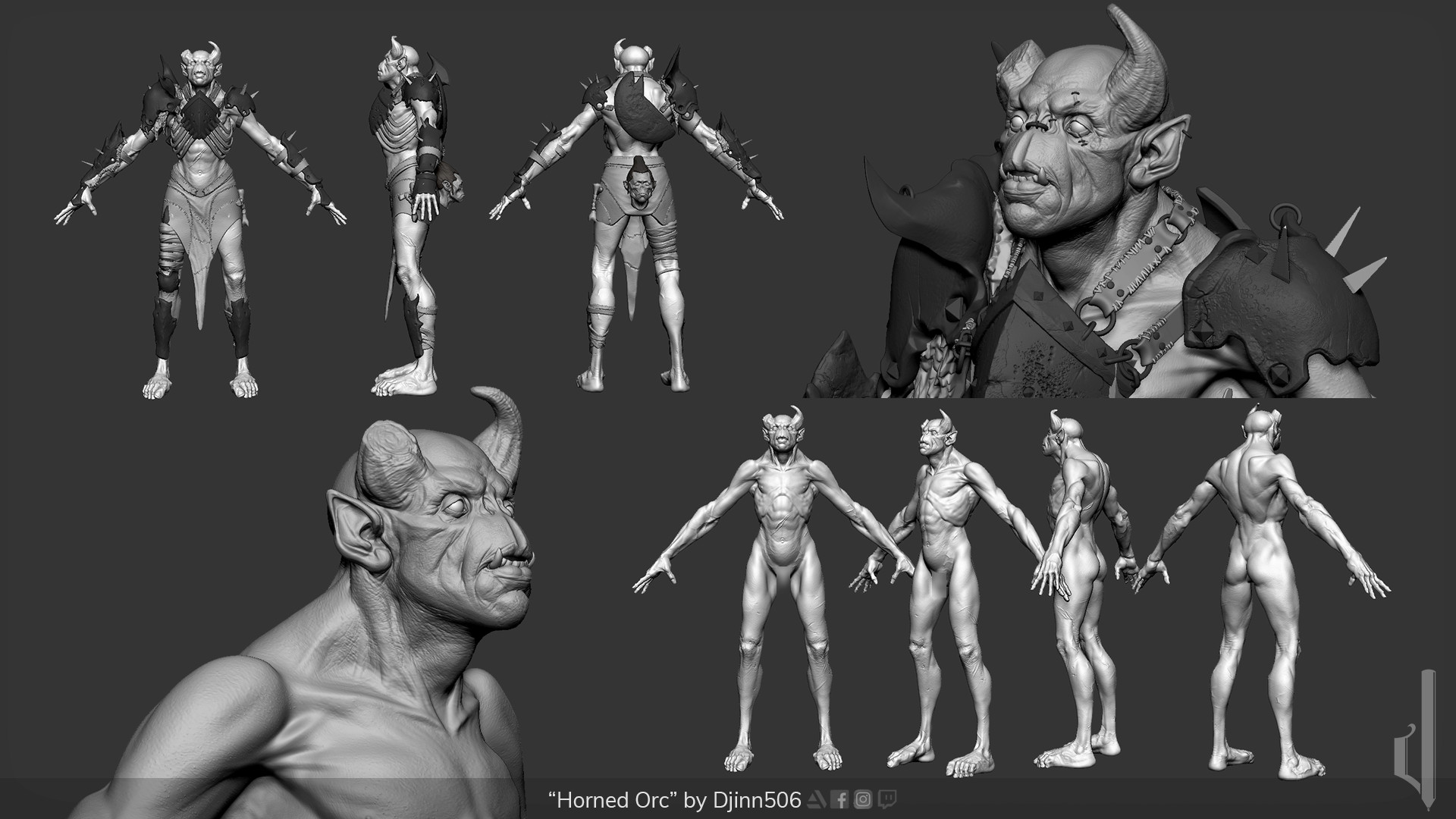 zbrush screengrabs