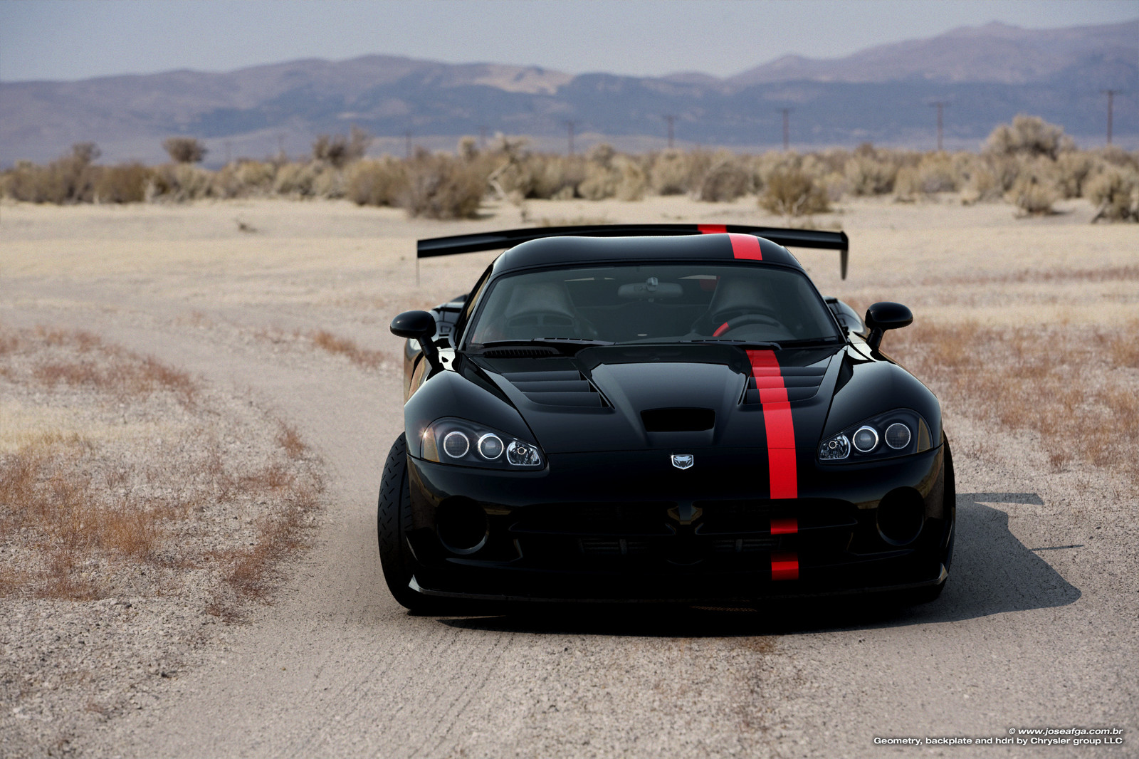 Viper ACR black