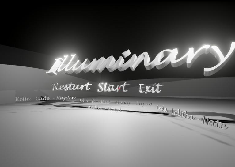 Cover Page - Illuminary