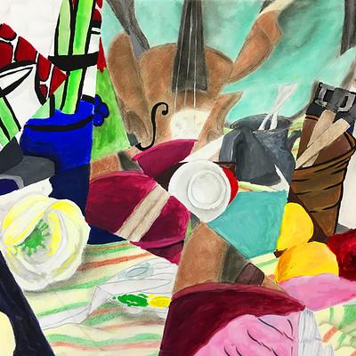 Jordan willis jbwillis cubism
