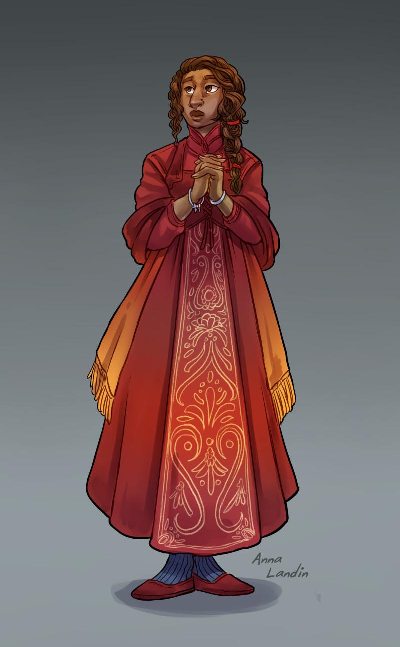 Thea the Seamstress