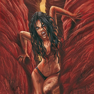 Mike ratera rocks cover color