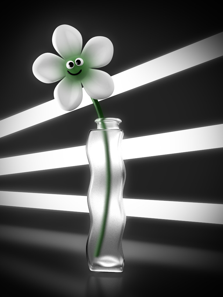 Janine pauke 1blije bloem