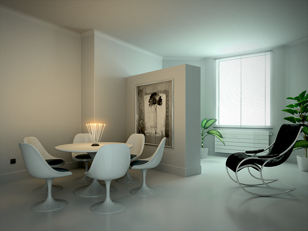 Dim Room