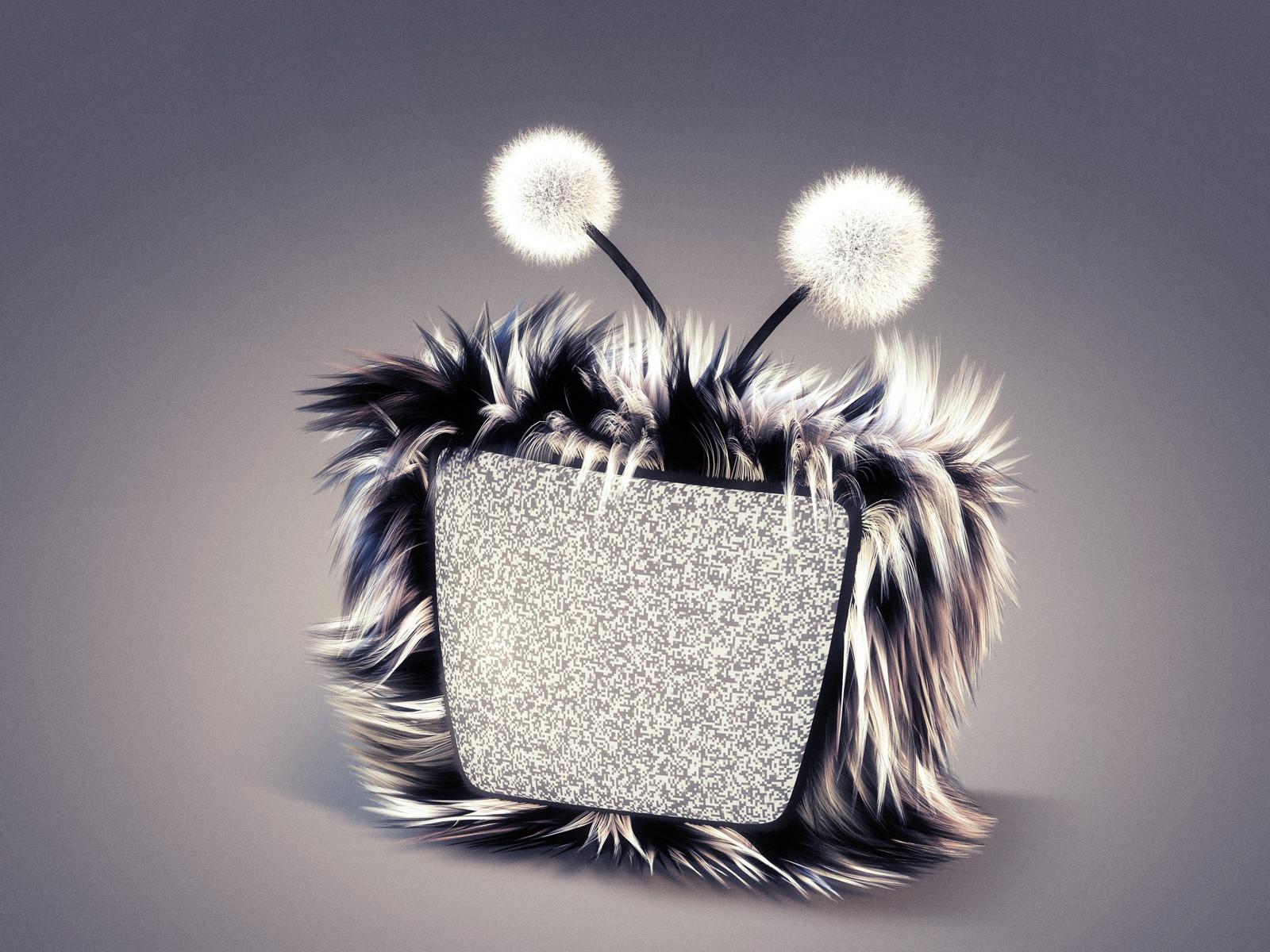 Fluffy TV