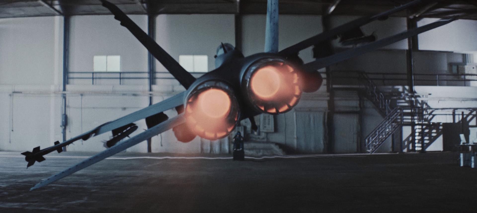 Varjo // Resolution Revolution. Contribution: VR aircraft @1:05-1:17 -- animation, shading/rendering, compositing. Cleanup: Arttu Rautio. Flame sim & render: Tuomo Kujala. Grade: Joni Kuusisto. Full credits on Vimeo: https://vimeo.com/245052714.